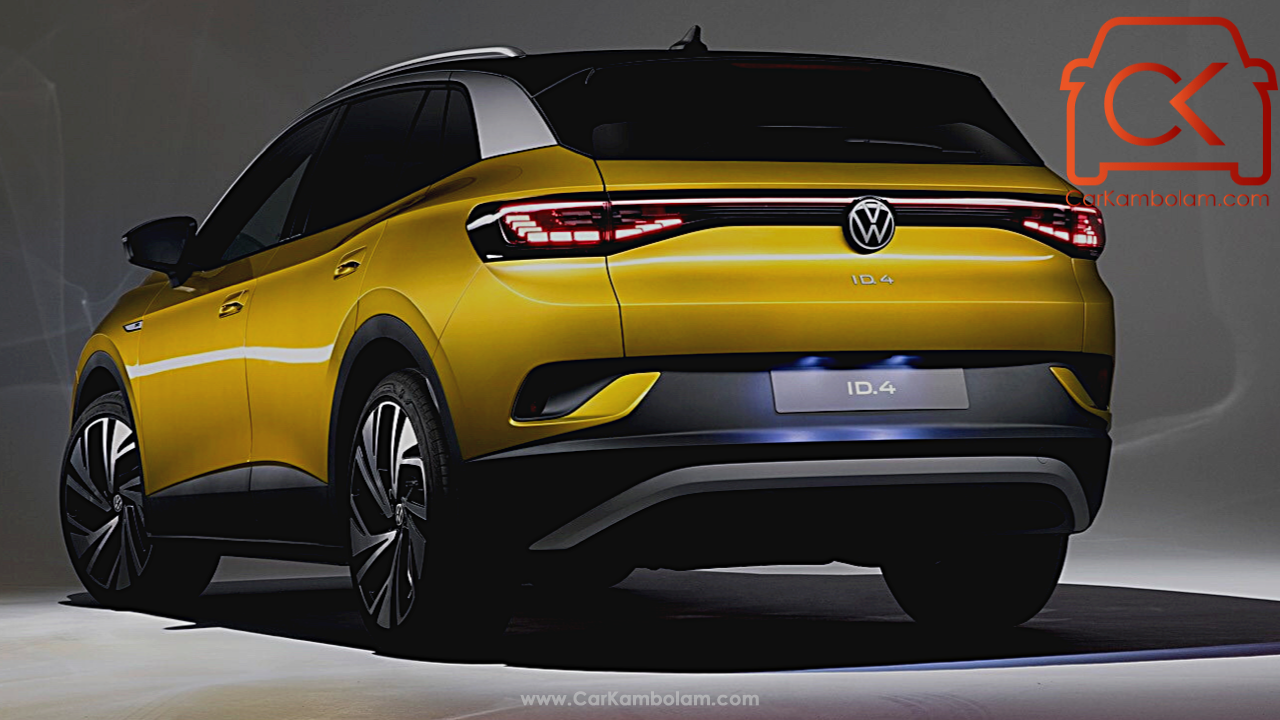 Volks Wagen starts delivery of ID4